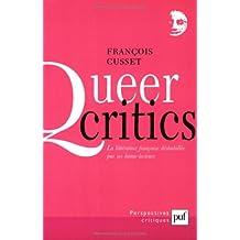 Queer Critics: Littérature déshabillée par ses