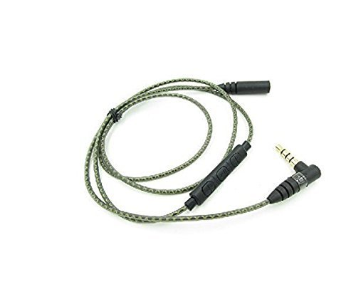 MiCity Replacement Upgrade Audio Extension Cable Cord Lead For Sennheiser IE800 IE 800 Headphones Headsets Earphones (2#)