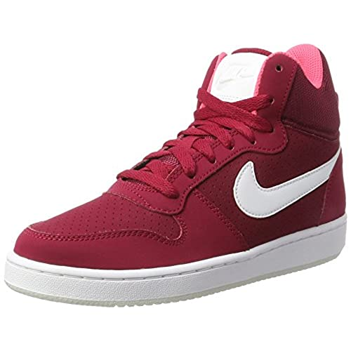 wholesale dealer dee30 9d600 Nike Court Borough Mid, Baskets Hautes Femme 60%OFF