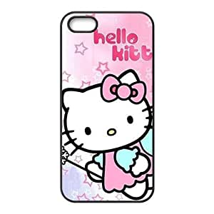 WWWE Hello kitty Phone Case for iPhone ipod touch4 Case by ruishername