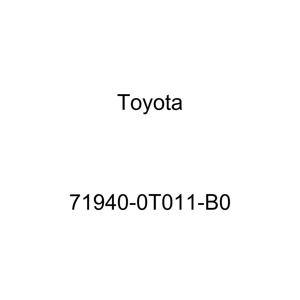 TOYOTA Genuine 71940-0T011-B0 Headrest Assembly