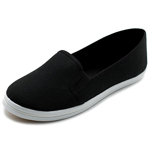 Ollio Womens Casual Sneakers Canvas product image