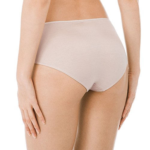 Calida Sweet Secrets Damen Panty, Culotte para Mujer Beige (Apple Blossom 864)