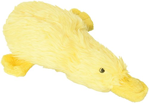 "41Sb9q1GEEL - Multipet Duckworth Large Dog Toy 15"" Yellow"