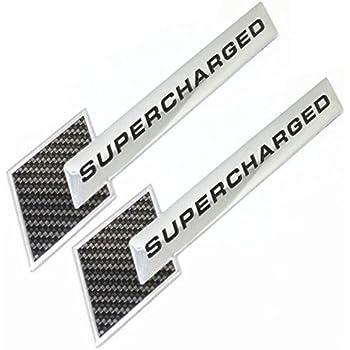 2Pcs Black/&Red Quattro Badge Emblem Rear Trunk Sticker A3 A4 A5 A6 A7 Q3 Q7 TT