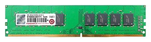 Transcend Information 8GB DDR4 2133 U-DIMM 2Rx8