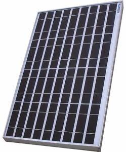 EFI Electronics 12 V 5 W PV Polycrystalline Solar Panel (Blue, 250x200x17 mm)