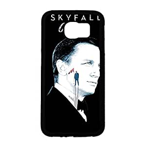 Prevatent Skyfall Phone Case Cover for Samsung Galaxy S6 James Bond 012 Unique