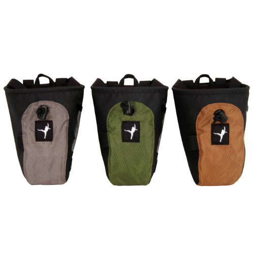 Metolius Techno ID Chalk Bag - One Size - Assorted (Bag Chalk Metolius)