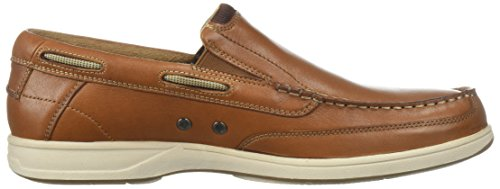 amazon online Florsheim Men's Lakeside Slip Boat Shoe Saddle Tan pay with paypal cheap online really cheap online GHNpxI