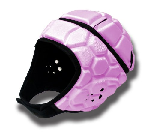 Barnett Heat Pro Helmet, Flag Football, Rugby, Lacrosse, 7 on 7 (Pink, XS)