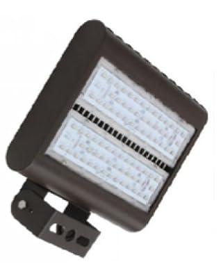 Westgate Lighting LED Flood Light W/ Yoke Mount – Security Floodlight Fixture For Outdoor, Yard, Parking Lot, Street Lights – UL DLC Listed 7 Year Warranty