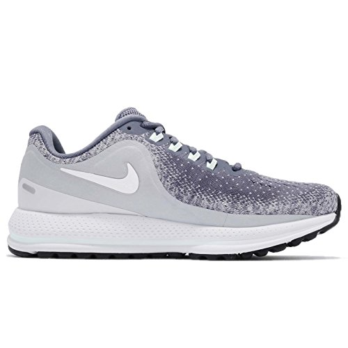 Nike Damen Wmns Air Zoom Vomero 13 Laufschuhe Grau (Light Carbonsummit Whitewolf 002)