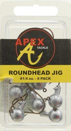 0.25 Ounce Jig Head - 9
