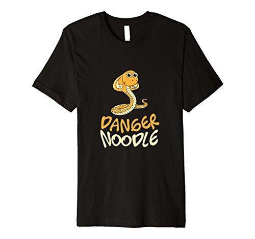 Danger Noodle Snake Funny Fake Animal Gift ()