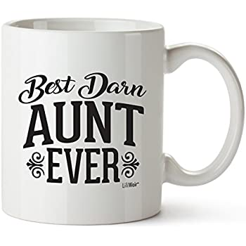 Amazon.com: Aunt Gifts Funny Aunts Mothers Day Gift ideas