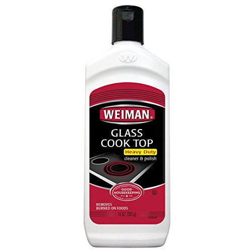 Weiman Glass Cook Top Cleaner 10 fl oz - 6 pack ()