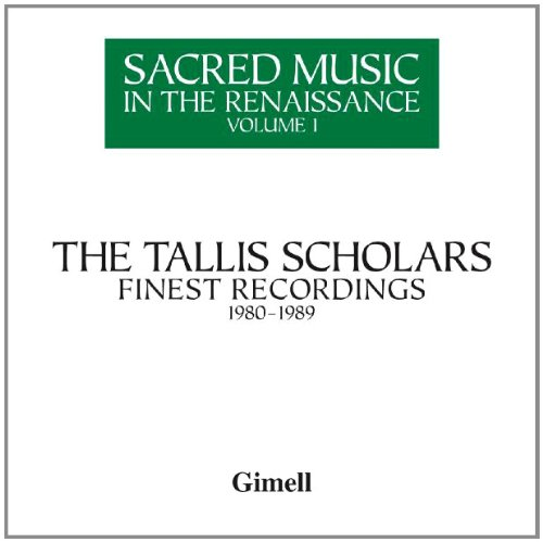 (Sacred Music in the Renaissance Vol. 1)