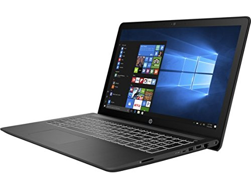 CUK HP Pavilion 15 Power Gaming Notebook (Intel Quad Core i7-7700HQ, 32GB DDR4 RAM, 256GB NVMe SSD + 1TB, NVIDIA GTX 1050 4GB, 15.6-Inch Full HD, Windows 10) Gaming Laptop Computer