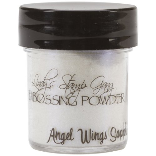 Lindy's Stamp Gang 2-Tone Embossing Powder, 0.5-Ounce Jar, Angel Wings Sapphire