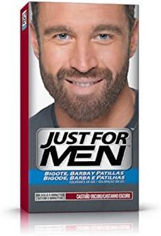 Just For Men Barba Castaño Oscuro