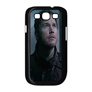 Guardians of the Galaxy samsung s3 9300 Black White Phone Case Gift Holiday &Christmas Gifts& cell phone cases clear &phone cases protective&fashion cell phone cases NYRGG69702044