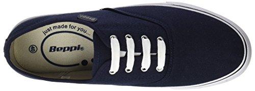 Beppi Canvas 2126160, Zapatillas de Deporte Mujer, Azul (Navy Azul (Navy Blue)e) Azul (Navy Blue)