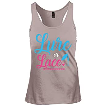 Amazon.com: eden tee Lures Or Lace Pregnancy Gender Reveal