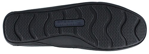Sperry Top-sider Mens Wave Driver Driving Style Mocassino Nero