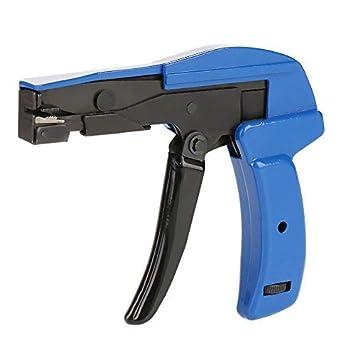 Cable de nylon corbata pistola, mini cable tie pistola para la ...