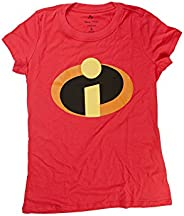 The Incredibles Logo Juniors Red T-Shirt   XXL