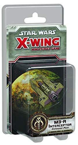 Star Wars: X-Wing - M3-A Interceptor, used for sale  Delivered anywhere in USA