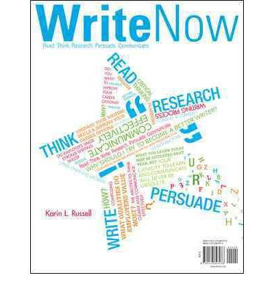 [(Write Now)] [Author: Karin L Russell] published on (February, 2011)