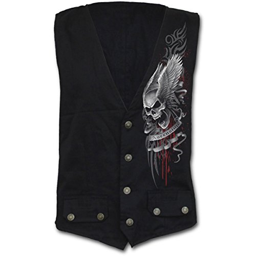 Spiral Herren Jacke schwarz schwarz
