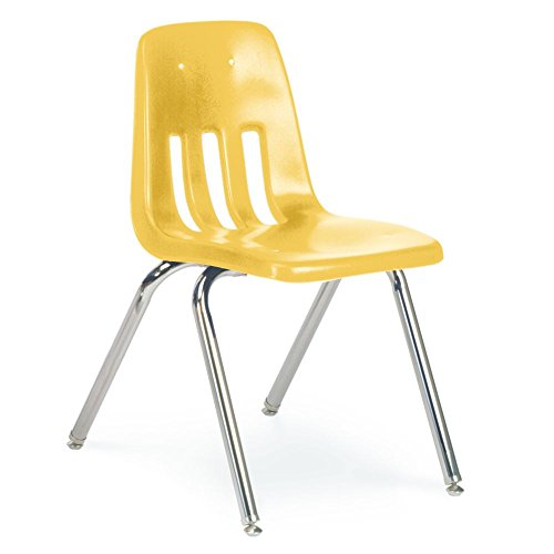 9000 Series Plastic Stack Chair - 3