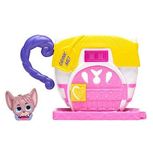 Disney Doorables Mini Playset - Alice in Wonderland with Exclusive Dormouse Figure