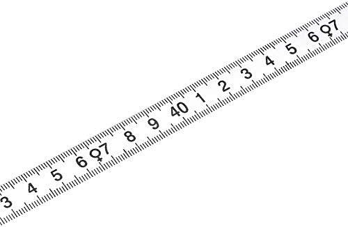 Maßbandkörper - Soft Flat C Maßband weich und einziehbar 150CM