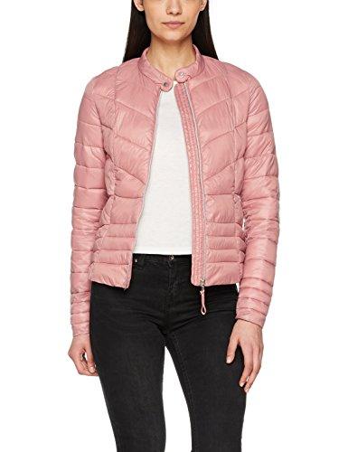 Noos Short Rose Vmfenna Soraya Old Moda Trimming Jacket Pink Women's silver Detail Vero xqIYBE