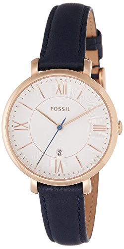 fossil blue watch women - 7
