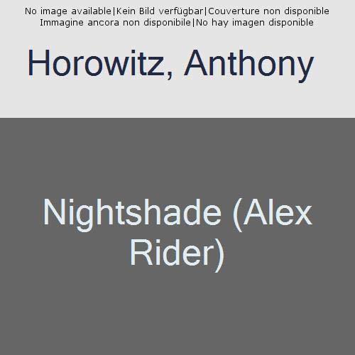 Nightshade - Book #12 of the Alex Rider