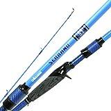 Okuma Serrano Carbon Technique Specific Bass Rods- SRN-C-6101M