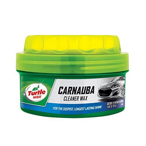 Turtle Wax T-5A Carnauba Cleaner Paste Wax - 14 oz. (Paste Wax Car)