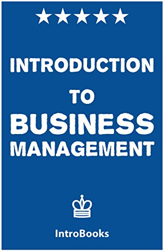 Amazon introduction to business management ebook introbooks introduction to business management by introbooks fandeluxe Gallery
