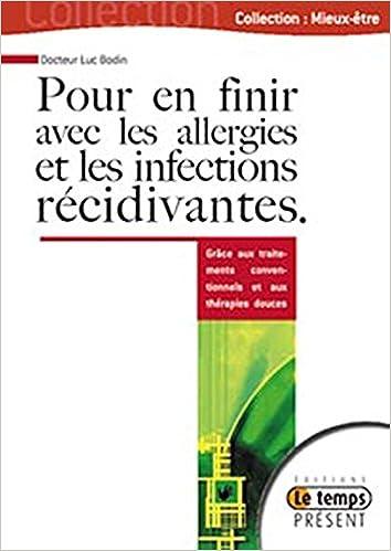 Téléchargement Pour en finir avec les allergies et infections récidivantes epub, pdf
