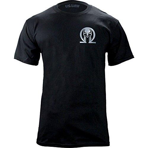 USAMM Classic Molon Labe T Shirt