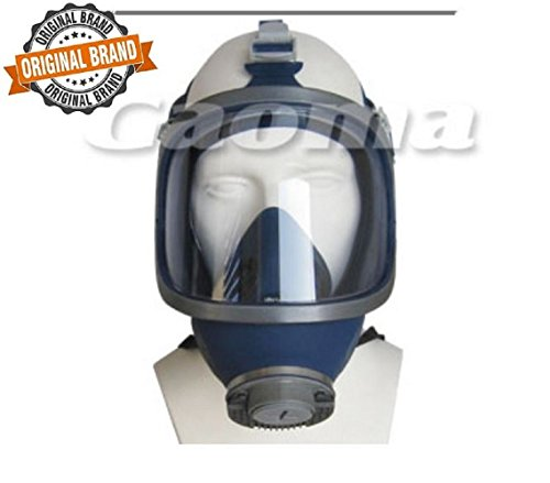 Full Mask ! Israeli Gas Mask w/ Genuine Military Sealed Filter Full NBC Protection by Gas Mask