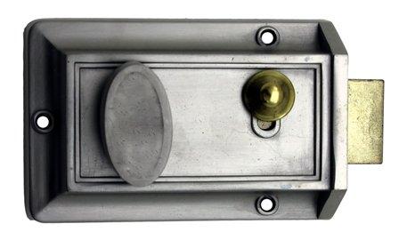 Lockey M 213 Wh Mechanical Keyless Surface Mount Latch