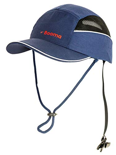 Middle Harbour Protective Sailing Safety Cap with Impact Protection for Kids, Youth and Adults