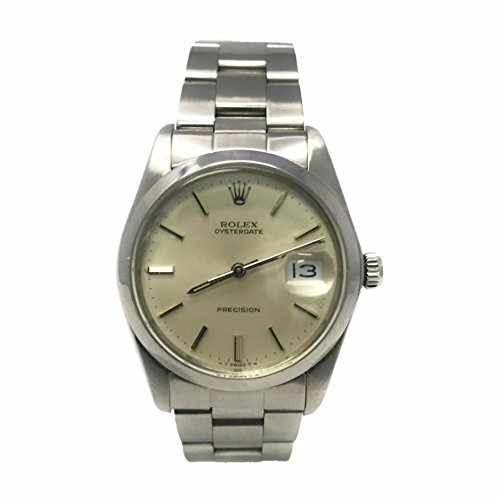 Pre Owned Rolex - Rolex Datejust Swiss-Automatic Male Watch 6694 (Certified Pre-Owned)