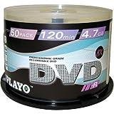 Playo 8X DVD-R 4.7GB, 50 Pack